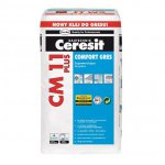 Ceresit - adhesive plaster for porcelain tiles CM 11 PLUS