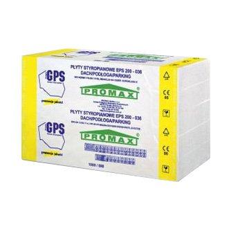 Styropian eps 200 cena