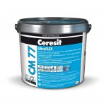 Ceresit - adhesive for flexible bonding of ceramic tiles CM 77