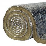 Rockwool - ProRox WM 950 Alu mineral wool mat (Wired Mat 80 Alu)